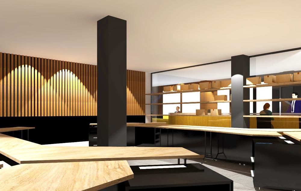 Ups nikita de oliveira interior architecture design